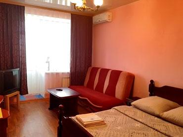 Квартира посуточно в Иваново на Кузнецова