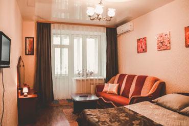 Квартира посуточно в Иваново на ул. Кузнецова